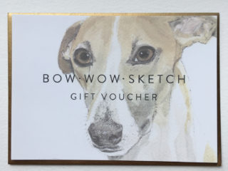 Gift Voucher – Head and Shoulder Painting